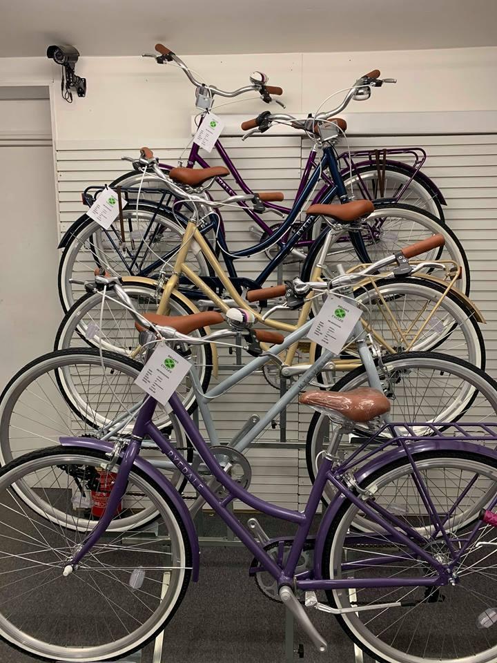 Selection Ladies Bikes